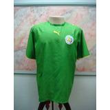 Camisa Seleção Senegal Puma Branca no Mercado Livre Brasil 037792ab6f72e