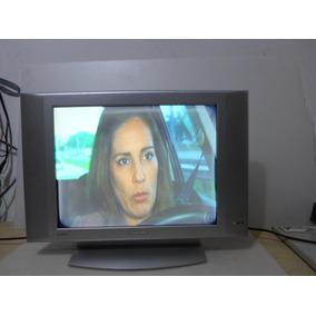 Tv Philips 20 Polegadas Flat Tv Entrada Usb E Fm