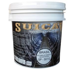 Suicav 10kg - Núcleo P/ Ração De Suínos + Brinde Ven: Mai/20