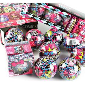 Muñeca Mini Monster High Mania Surprise Tipo Lol (tienda)