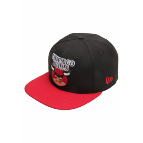 Boné New Era 9fifty Of Chicago Bulls Angry Birds Snapback 266d2abff9d