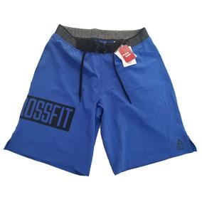 Short Reebok Crossfit Azul Tallla M