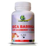 Seca Barriga Com Goji Berry + Chia E Garcinia 120caps 9 Un