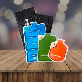 Compresas Thermo-gel Frio Y Caliente 3 Piezas Envio Gratis