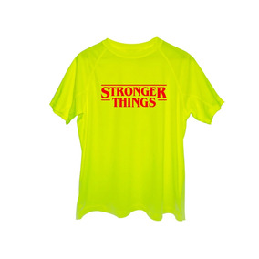 Playera Deportiva Stronger Things Stranger Things Gym Sport 69ecf439e6111