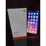 Celular Xiaomi Redmi Note 7 128gb De Memória, Tela 6.3 Pol