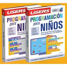 Programación Para Niños 2 Libros Users Pdf Digital