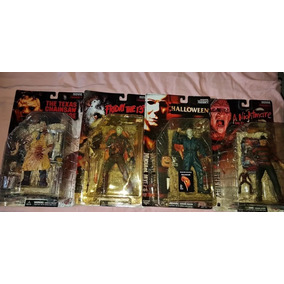 Coleção Spawn Action Figure Movie Maniacs 4 Pcs