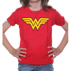 Playera Wonder Woman, Mujer Maravilla Superheroes