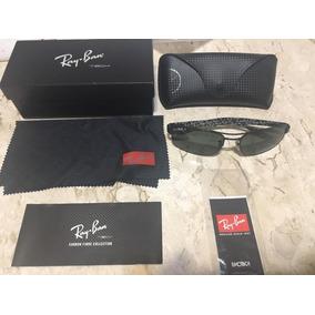 Rayban Fibra De Carbono Polarizado Rb8316 - Óculos De Sol no Mercado ... c7e61811c0
