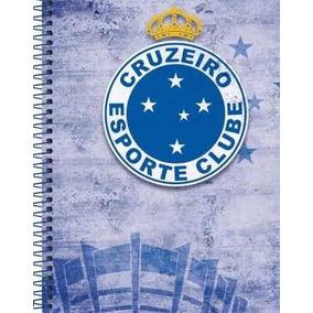 7a31c52e44 Cadernos Do Cruzeiro - Materiais Escolares no Mercado Livre Brasil