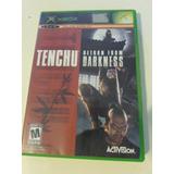 Juego Xbox Tenchu Retira From Darkness
