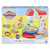 Play Doh Batidora De Postres Kitchen Hasbro Original Oferta
