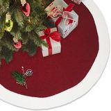 Limbridge Lujo Árbol De 48 Falda De Navidad Punto AAxapr