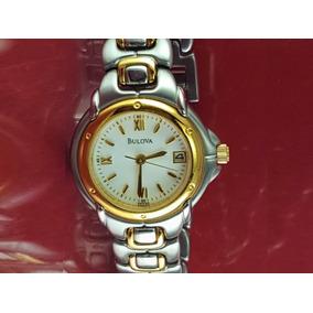 0f12052ebbc Relógio Bulova Banhado A Ouro - Relógios no Mercado Livre Brasil
