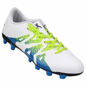 Branca N° 42 Chuteira Adidas Adinova Azul - Chuteiras de Campo para ... dbf42895f1a38