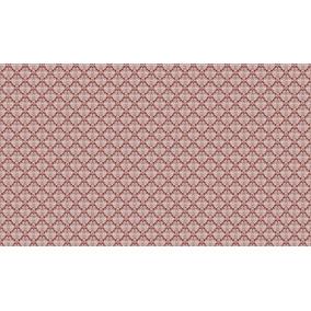 Tecido Karsten Wall Decor Farah Vermelho Rolo 6 Metros