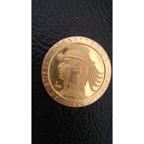 Medalla O Moneda De Oro Puro Centenario Gold Coin