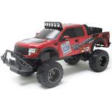 Carro A Control Remoto Ford Raptor 1.6 Rc Muyy Grande 71 Cm