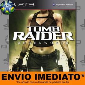 Jogo Tomb Raider Underworld - Promoção Pronta Entrega   Ps3