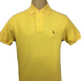 Camisa Polo Masculina Ralph Lauren Slim Fit Manga Curta. 2 cores. R  229 a3f86c19de2