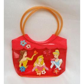 Bolsa De Princesas Disney Para Niñas (envío Gratis)
