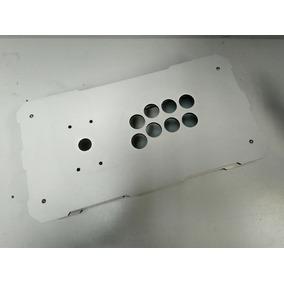 Caixa Controle Arcade Aegir/sanwa Mdf Branco Mod-1