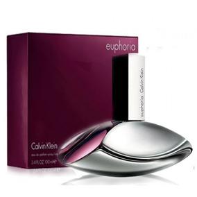 Perfume Euphoria Calvin Klein Feminino 100ml Original Lacrad 91b059c7a7