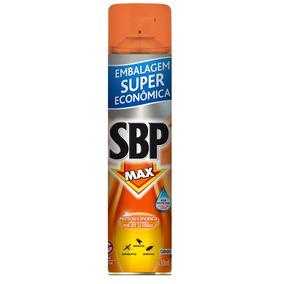 Inseticida Aerossol Sbp Max 630ml