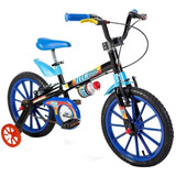 Bicicleta Infantil Nathor Tech Boys Aro 16