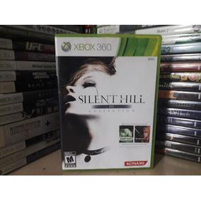 2 Jogos De Terror Silent Hill 2 E 3 Hd Collection Xbox 360