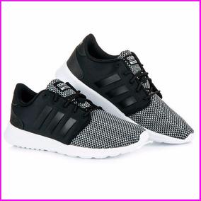 new product afe16 bb26f Zapatilla adidas Cf Qt Racer Para Mujer Zdptm