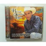 Musica Llanera Venezolana/ Hector Alonso Lopez/ Cd Original