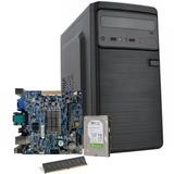 Computador Completo Dual Core J3060 Ddr3 4gb Hd 1tb C/ Hdmi