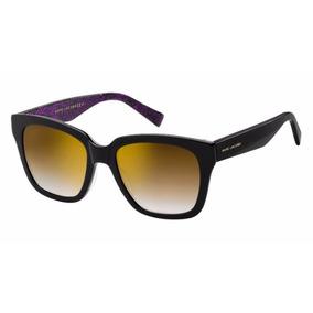 d8ed9f8d93232 Oculos De Sol Feminino Quadrado Marc Jacobs - Óculos De Sol no ...