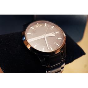 Reloj Armani A/x Ax2104 Negro