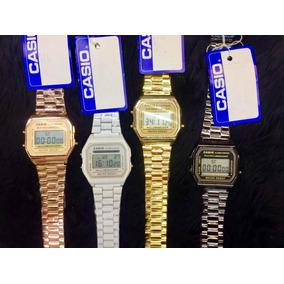 c985f7d041f6 Lote 20 Relojes Tipo Casio Metal Colores  calidad Mejorada