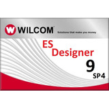 Wilcom V9 + Embroidery Studio E2 Para Bordadora Full