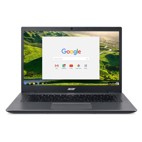 Acer Chromebook 14 Para Estudiantes Celeron 4g 32g Black