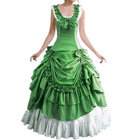 Vestido Anime Cosplay Gosloli Lolita - Disfraces y Cotillón en ... a7265ba9d899