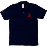 Camisa Polo Flamengo Personalizada Com Seu Nome