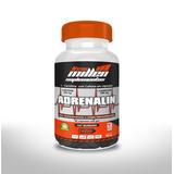 Adrenalin ( Carnitina Com Cafeína ) - 60 Caps - New Millen