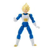 Figura Super Saiyan Vegeta De Dragon Ball Articulada
