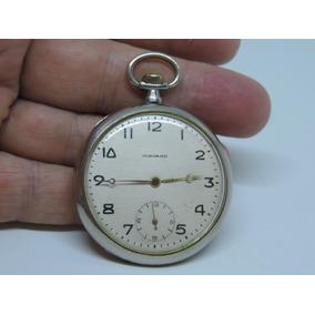2e972892745 Relogio De Bolso Em Ouro Marca Movado - Relógios no Mercado Livre Brasil