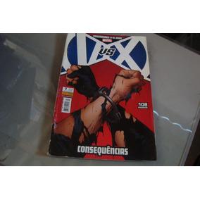 Gibi Panini Vingadores Versus X Men / 7 (2013) Consequencias