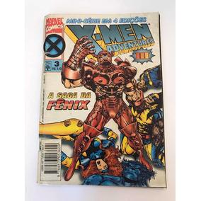 Gibi X-men Adventures Season 3 - Nº:3 - Marvel Comics