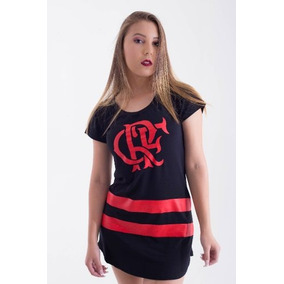 Vestido Flamengo Bebê - Roupas de Bebê no Mercado Livre Brasil 8dfb7dd6f4c3c