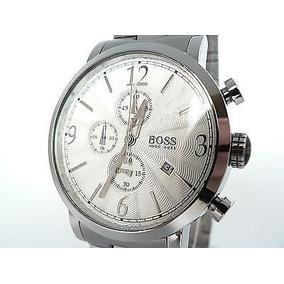 4e39ca689d6e Reloj Hombre De Pulsera Hugo Boss Usado en Mercado Libre México
