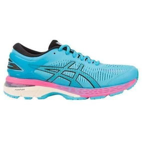 Tenis Para Running Asics Gel Kayano 25 Negro Dama - Run24