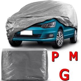Capa Cobrir Carro 100% Impermeavel Proteção Uv Sol Chuva Sss